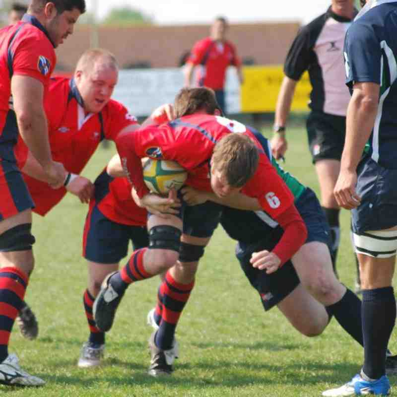 Grove players playing for Oxfordshire County