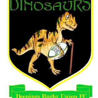 Thorney Old Monks 31 - 05 Deeping Dinosaurs