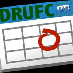 This weekend at DRUFC