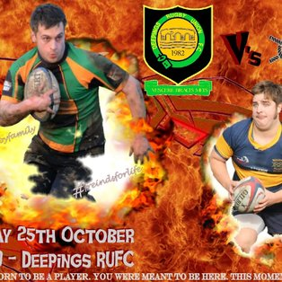 Deepings RUFC IXV v Bourne