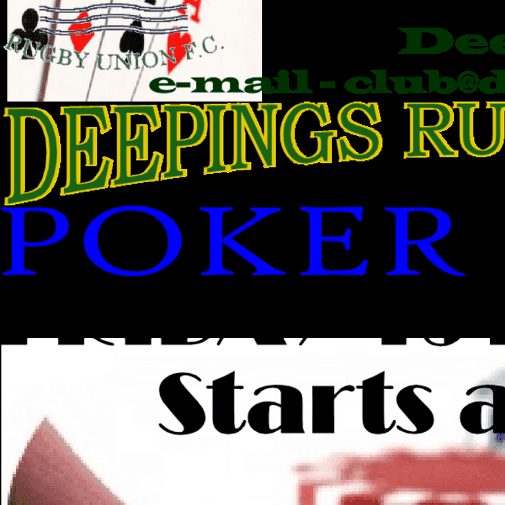 DRUFC POKER NIGHT