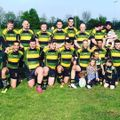 IXV (Green Machine) beat Wellingborough O.G. 30 - 14