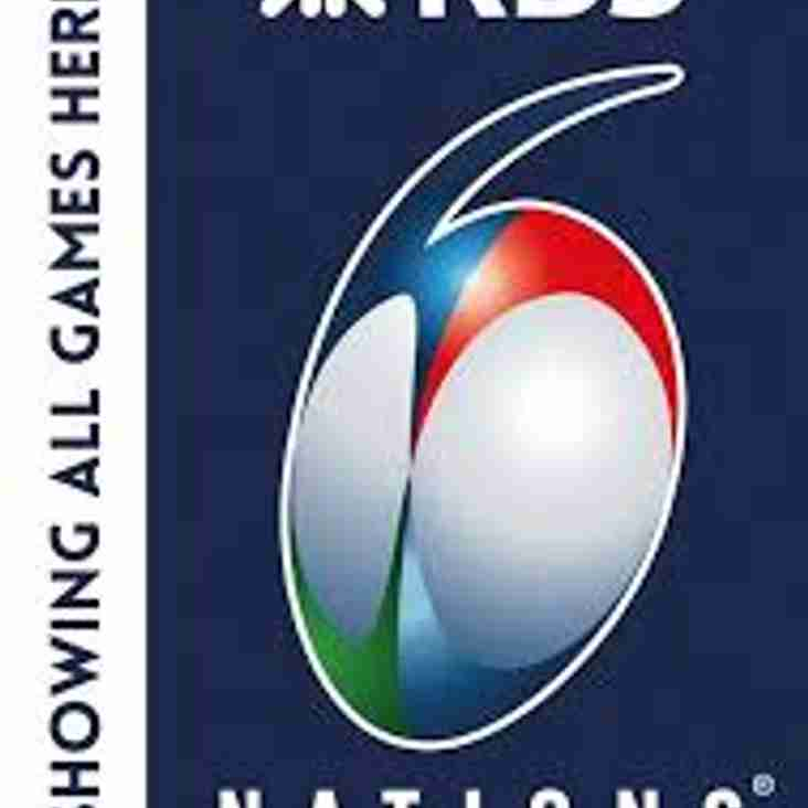 6 NATIONS SHOWING AT DEEPING RUFC!