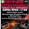 FIREWORKS !!! Pay on the gate ??
