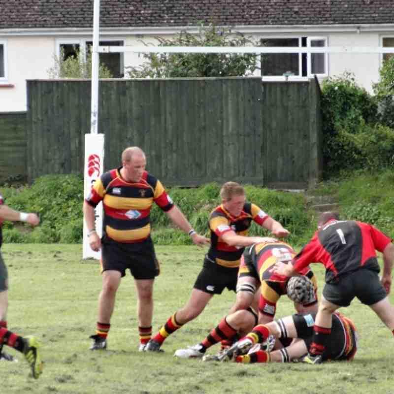 Honiton 1st XV v Tavistock