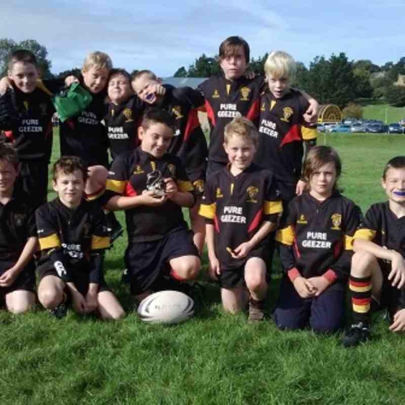 Bridport RFC v Honiton RFC Under 10s