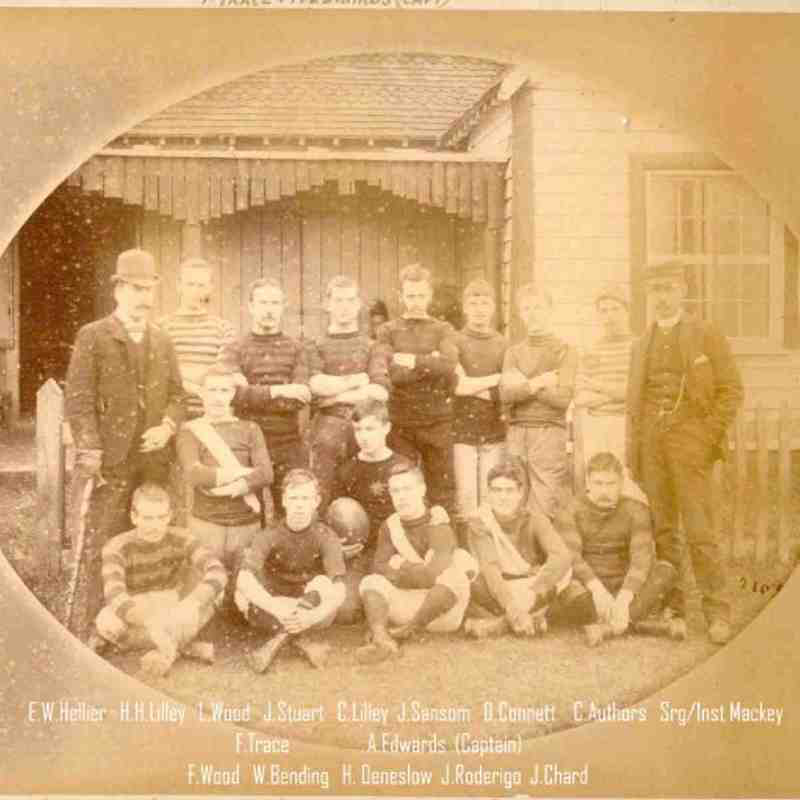 HISTORY of Honiton RFC Team Photos (Seniors)