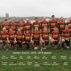 HISTORY of Honiton RFC Team Photos (Seniors)