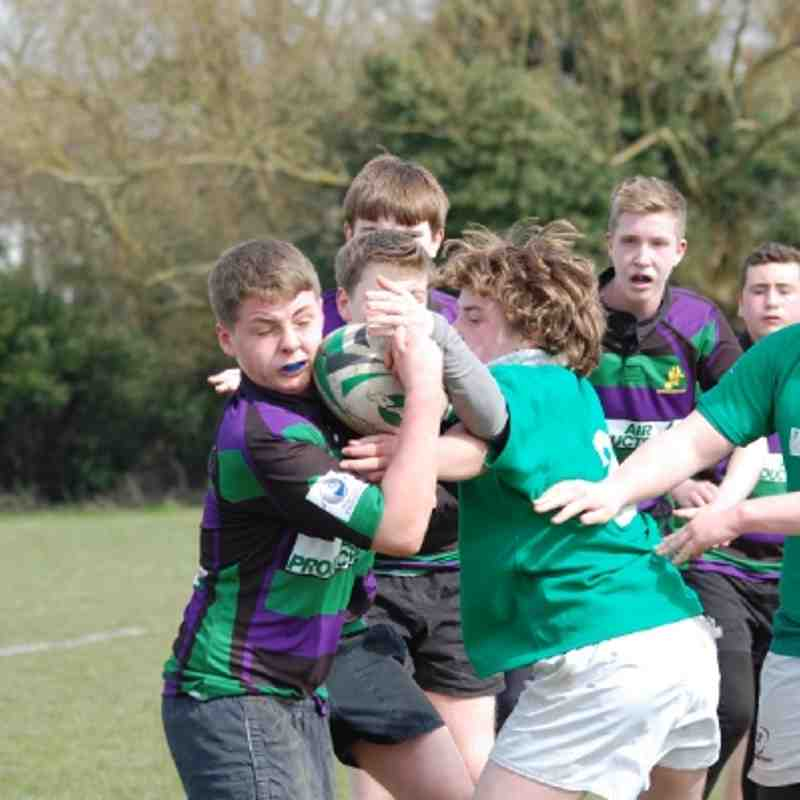 u15s v London Irish Amateur