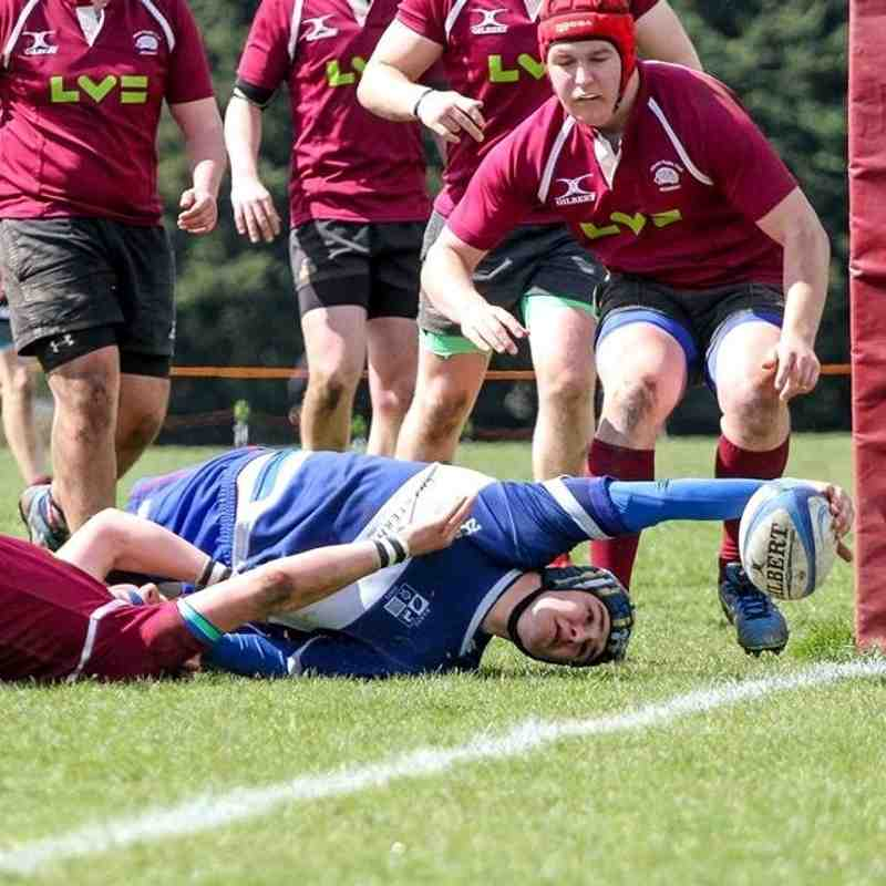 Hitchin V BSRFC