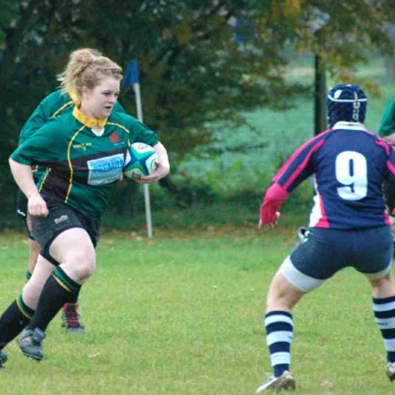 Deepings Devils 5 v Chelmsford Ladies 29
