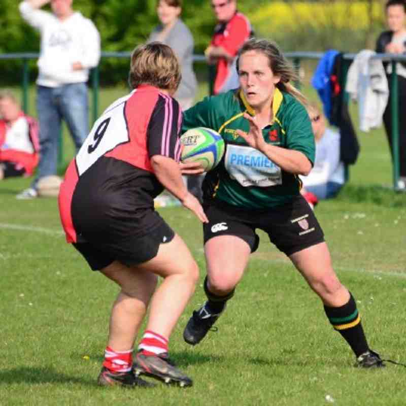 Deepings Devils 65 v Stanford-le-Hope Ladies 0. Sunday 17/04/2011.