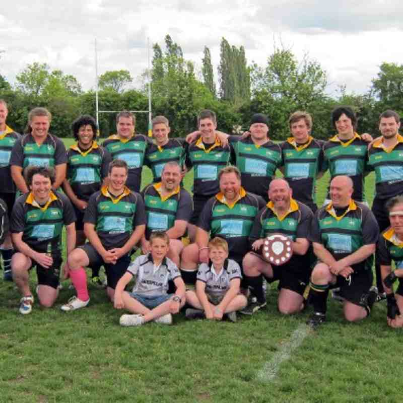 Deepings RUFC at the Fatboy's 7s.