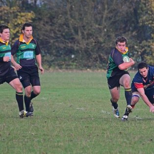 Green Machine v Biggleswade