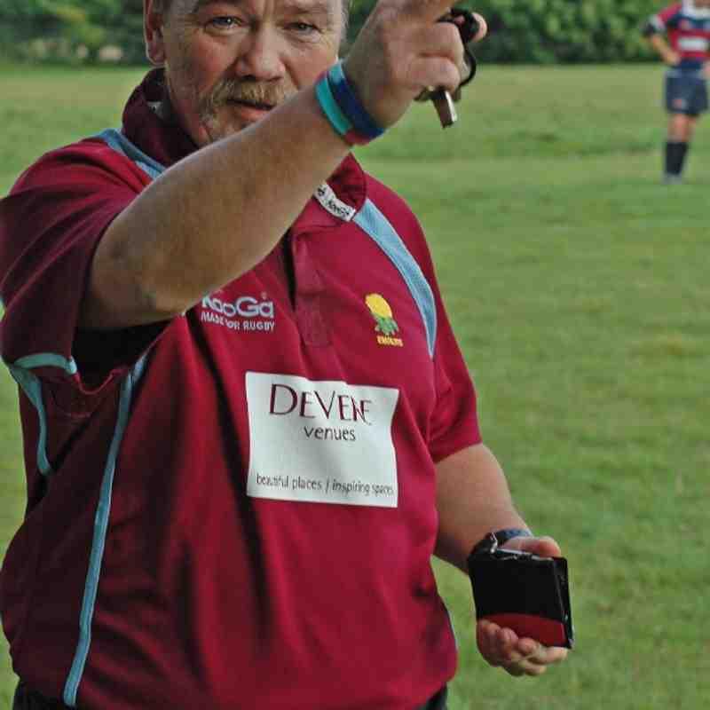Saxons v Spalding. Saturday 29th September 2012.