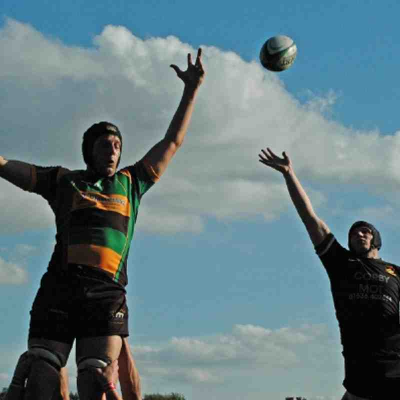 Deepings 21 v Stewarts & Lloyds 29. Saturday 6th October 2012. By Amy Tinn.