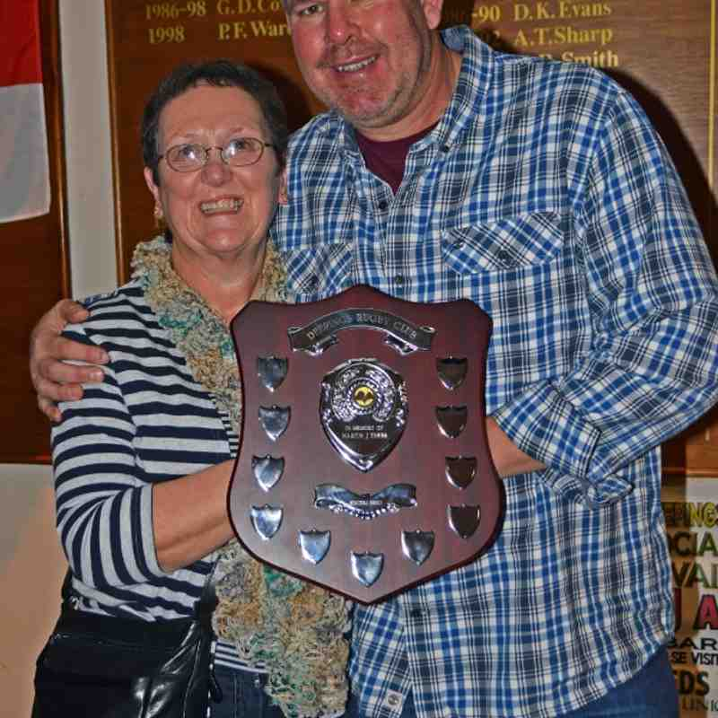 Martin Tebbs Memorial SHield