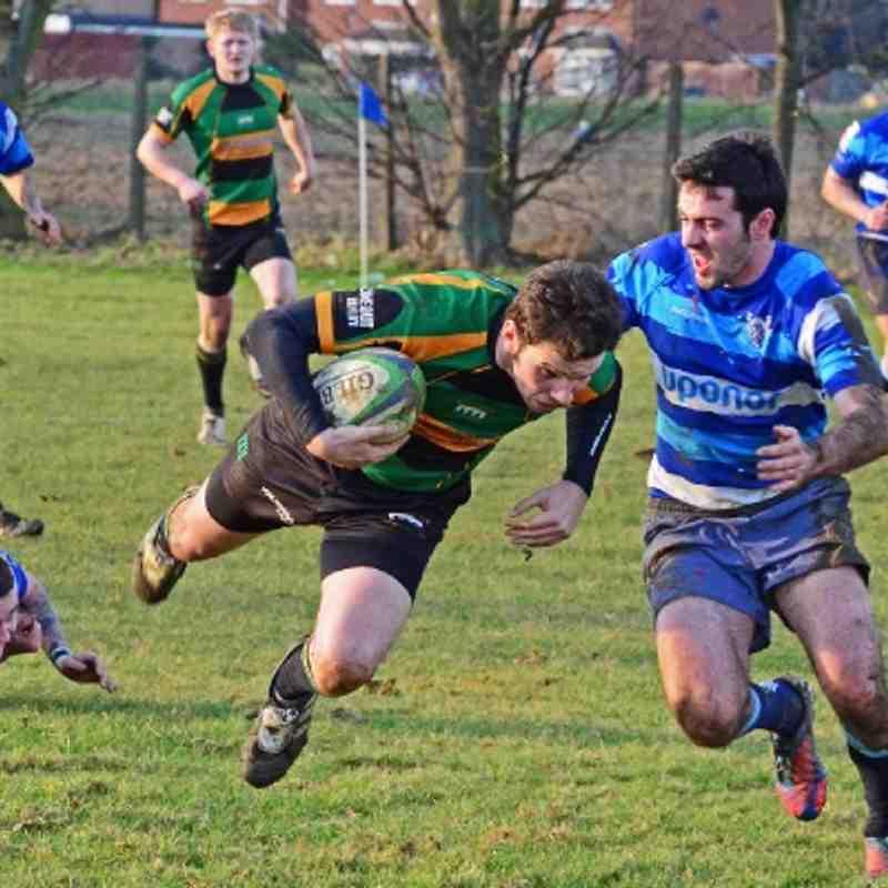 Deepings RUFC 12 v Rugby St Andrews RFC 22