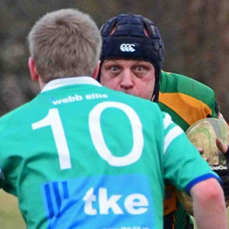 Deepings 15 v Long Buckby 22. Saturday 9th February 2013.