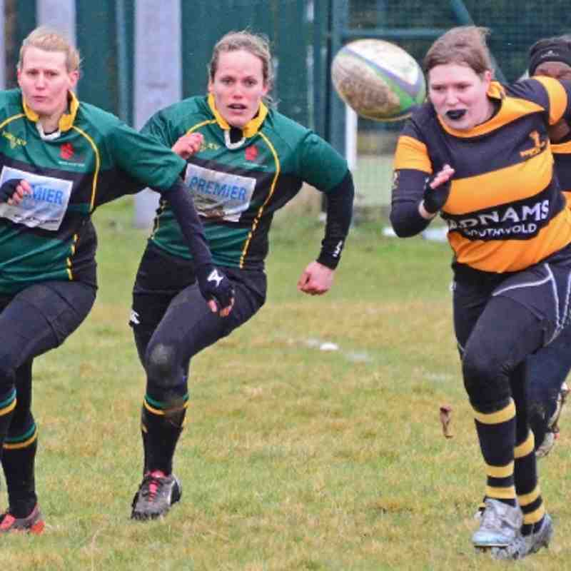 Deeping Devils 33 v Southwold Swallows 5.