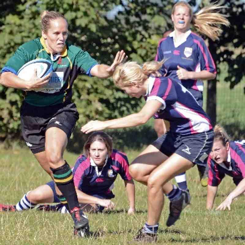 Deeping Devils 64 v Chelmsford Ladies 24