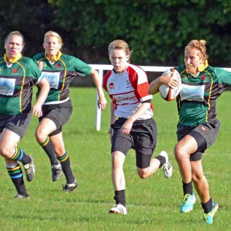 Wellingborough Ladies 10 V Deeping Devils 33.