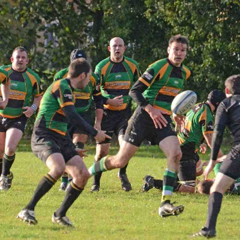 Deepings RUFC v Daventry RFC.