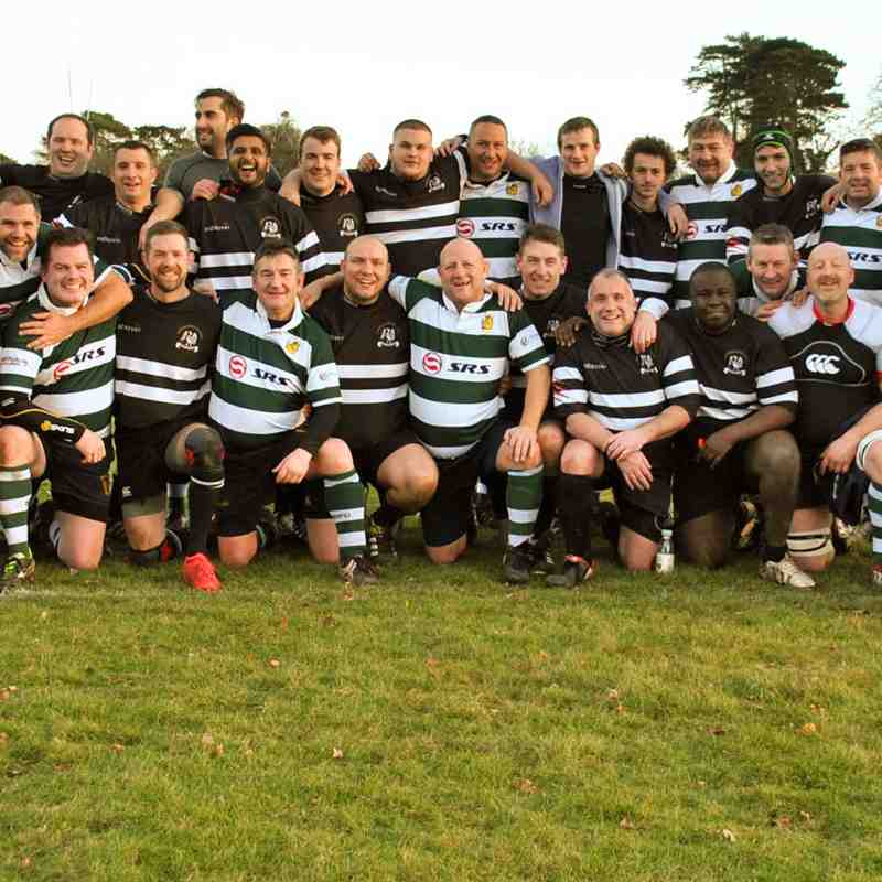 Farnham Royal II v Reading Rhinos 03/12/16