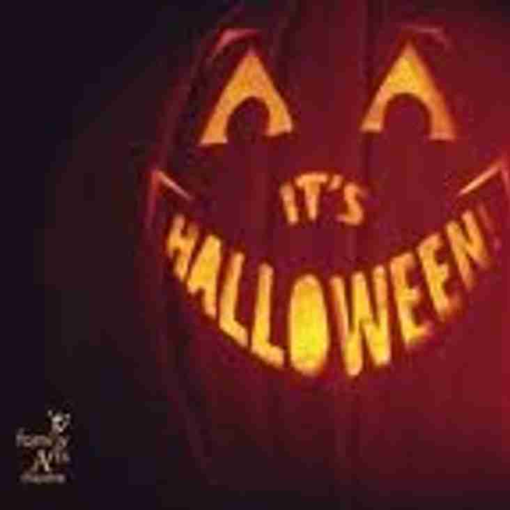 Family Halloween Party - 28th October from 6pm