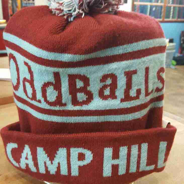 Additional Order of Club Oddball bobbles have been ordered