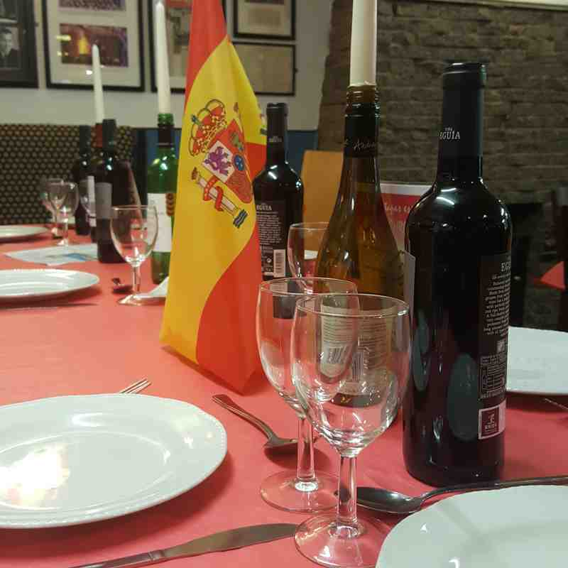 Spanish Night April 2018 - pics c/o 'Pops' Freeman