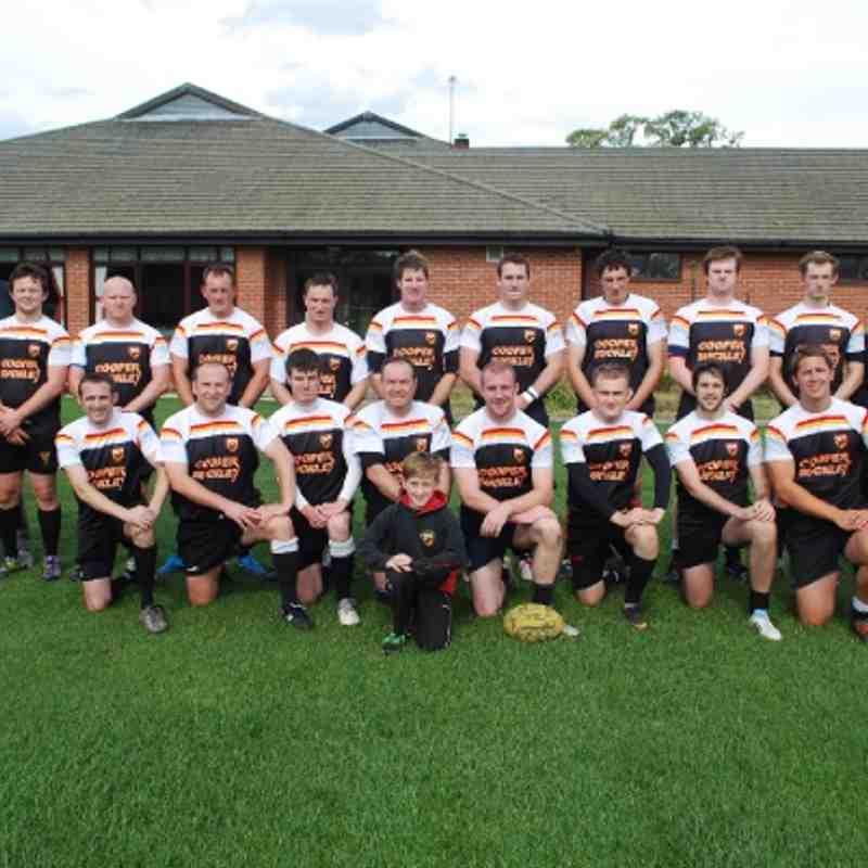1st XV v Oldershaw