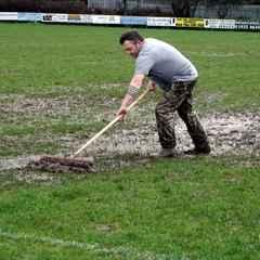Chard match postponed