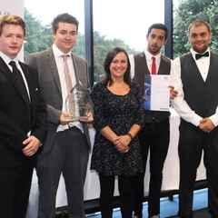 Camborne Sponsor College Catering Award
