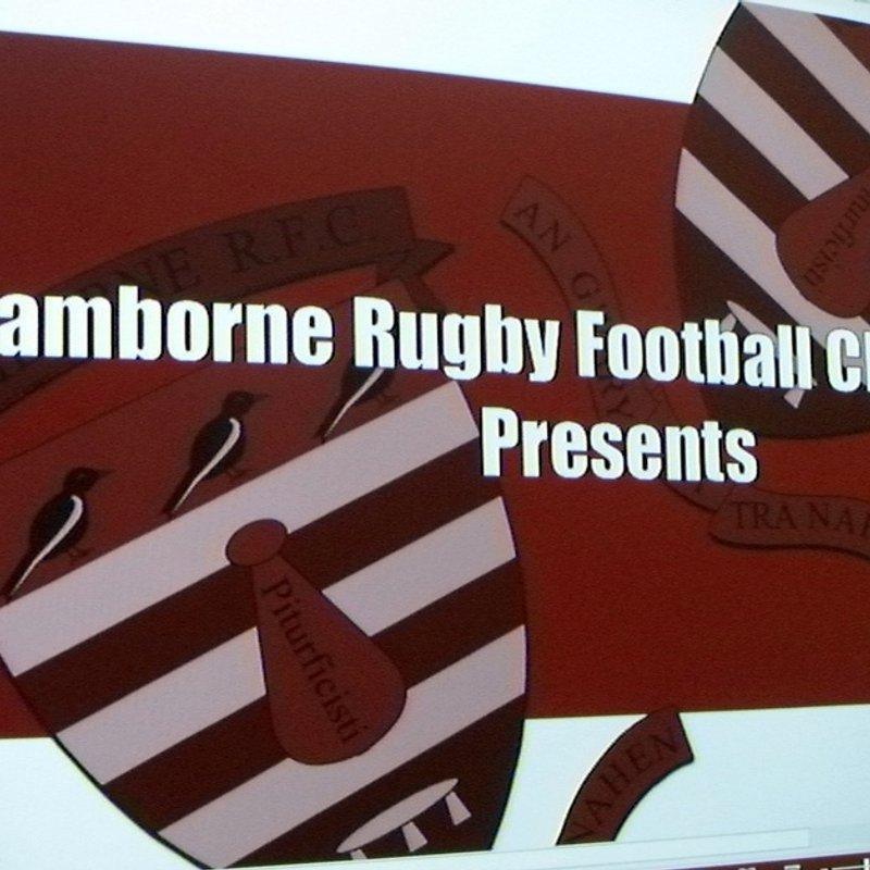 Camborne vs. Bracknell