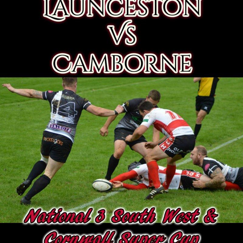 """Camborne prepare for the """"Battle at the Bridge"""""""