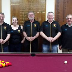 Camborne RFC Euchre & Pool teams