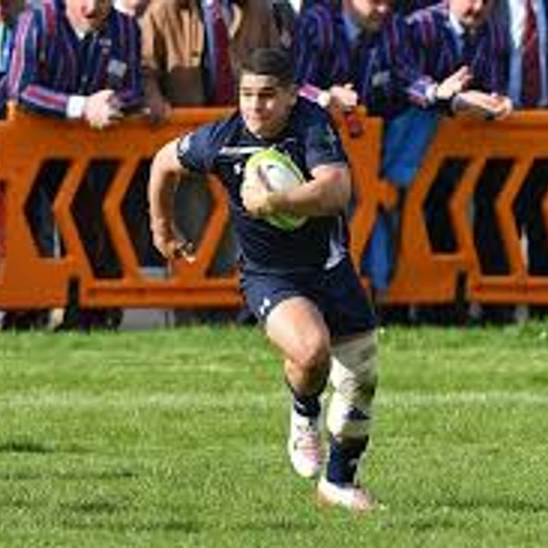 Sam hoping to start for the Navy at Twickenham on Saturday