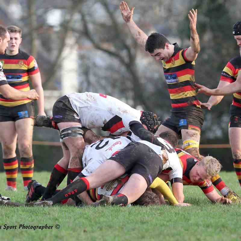 League v Penryn