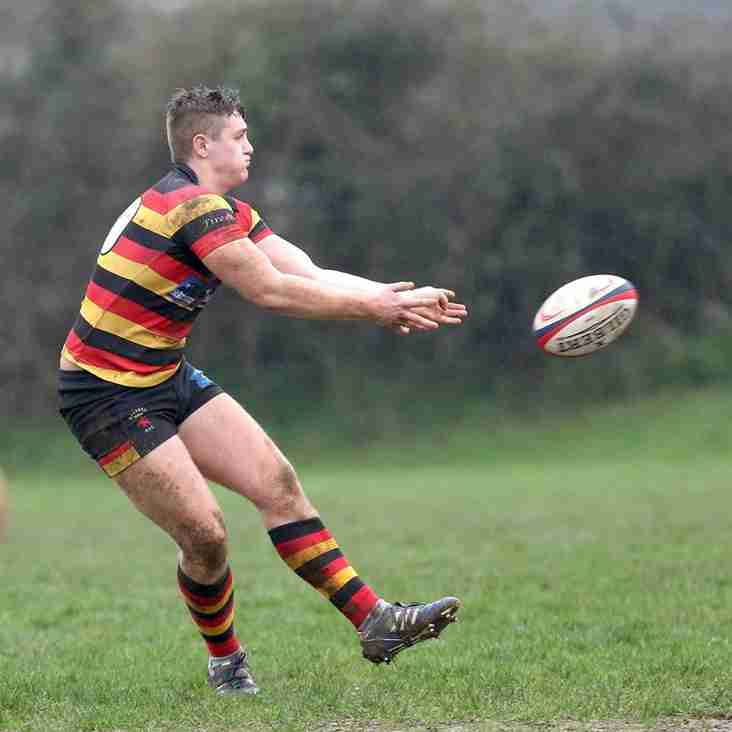 A busy weekend of Rugby for Saltash this weekend.