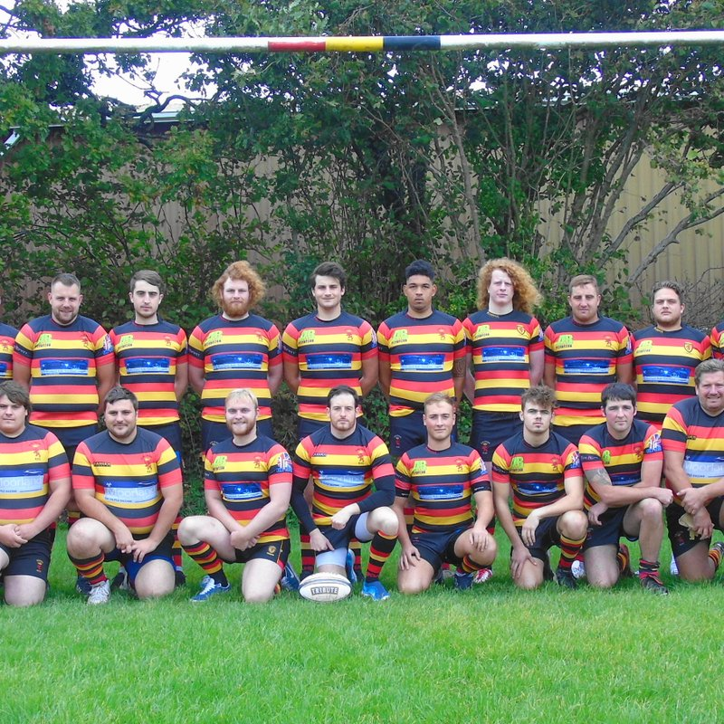 2nd XV lose to Plymouth University 3rds 19 - 22