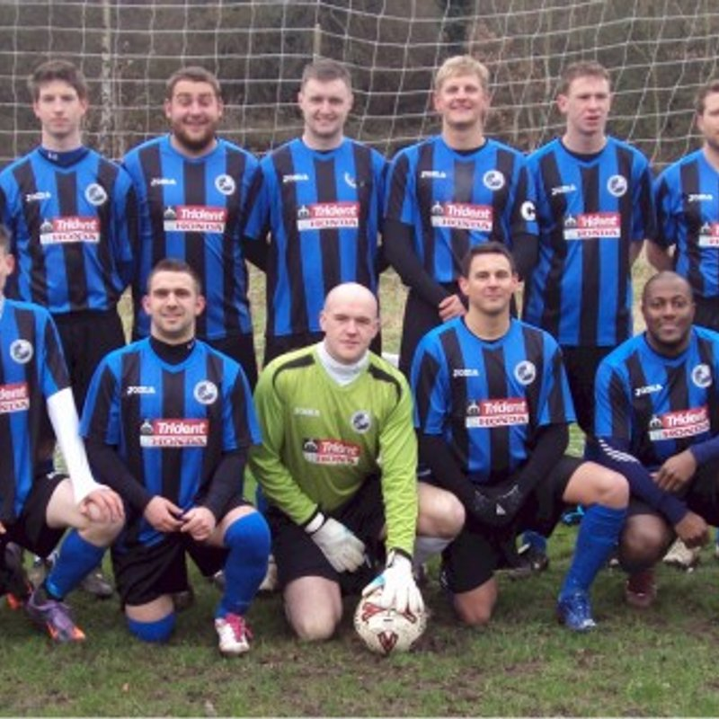 'A' Team lose to Laleham Athletic 2 - 0