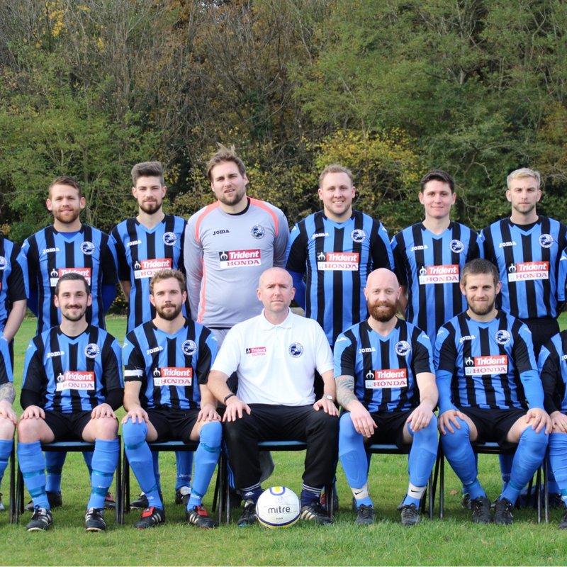 Knaphill Athletic vs. Redhill Reserves