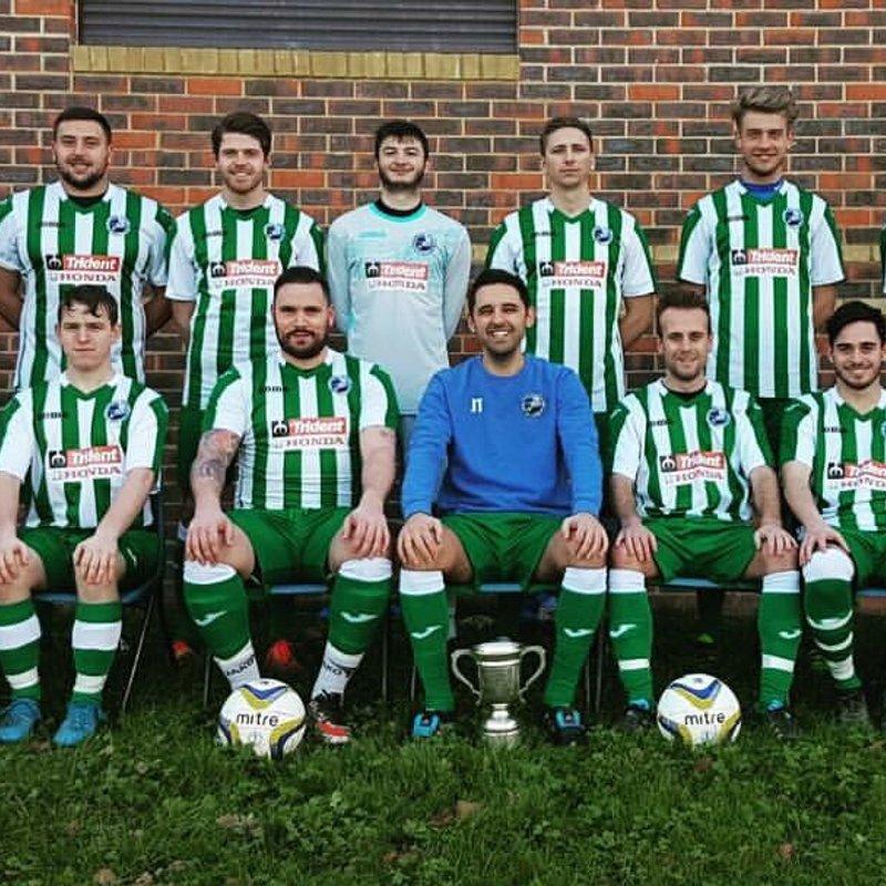 Reserves beat Chiddingfold Reserves 0 - 1