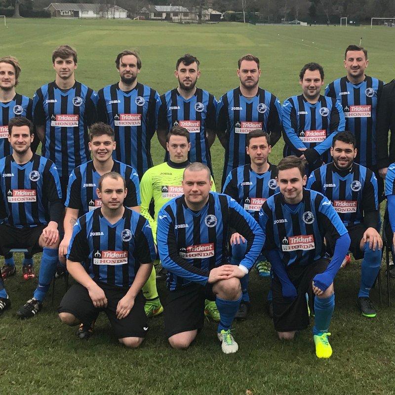 Knaphill Athletic A's vs. Woking & Maybury