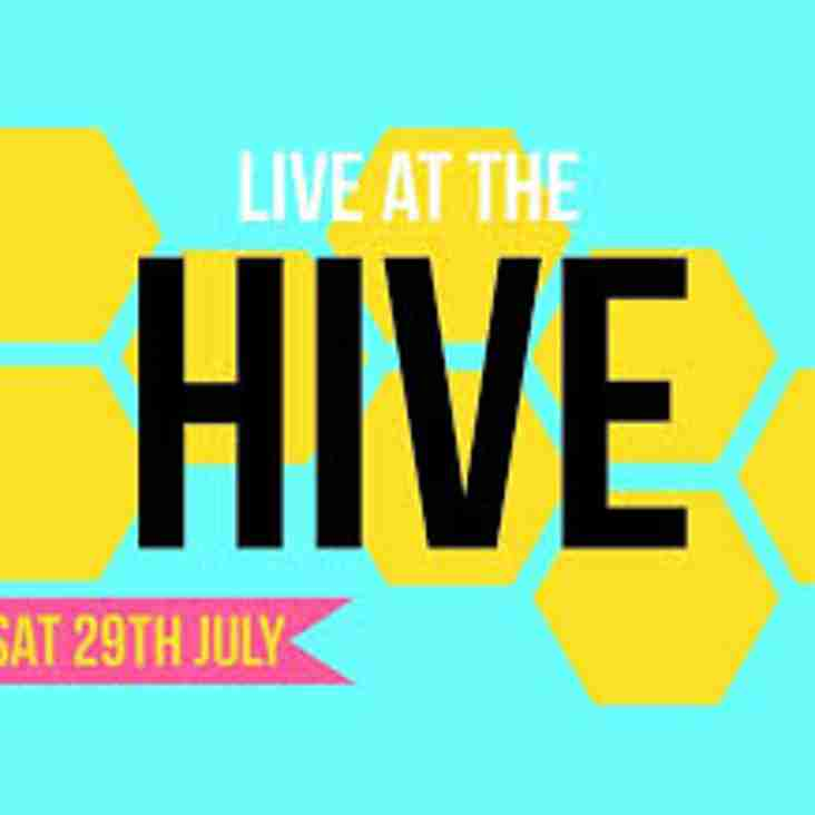 It's Tomorrow! Live at the Hive 2017