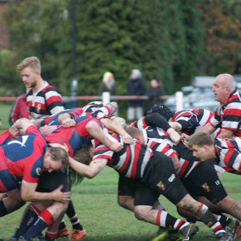 3rd XV vs Aldwinians 8/11/14