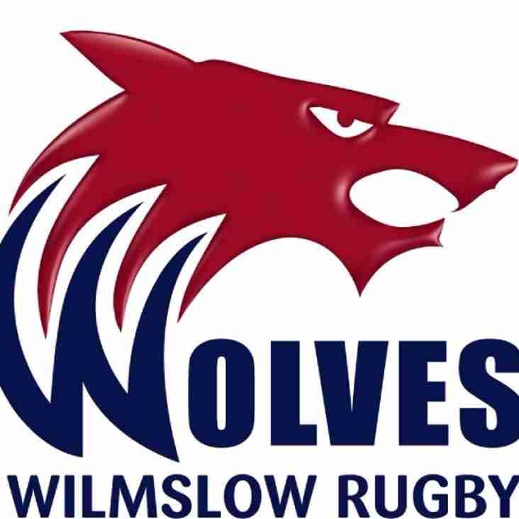 This Saturday 6th Feb AK v Wilmslow