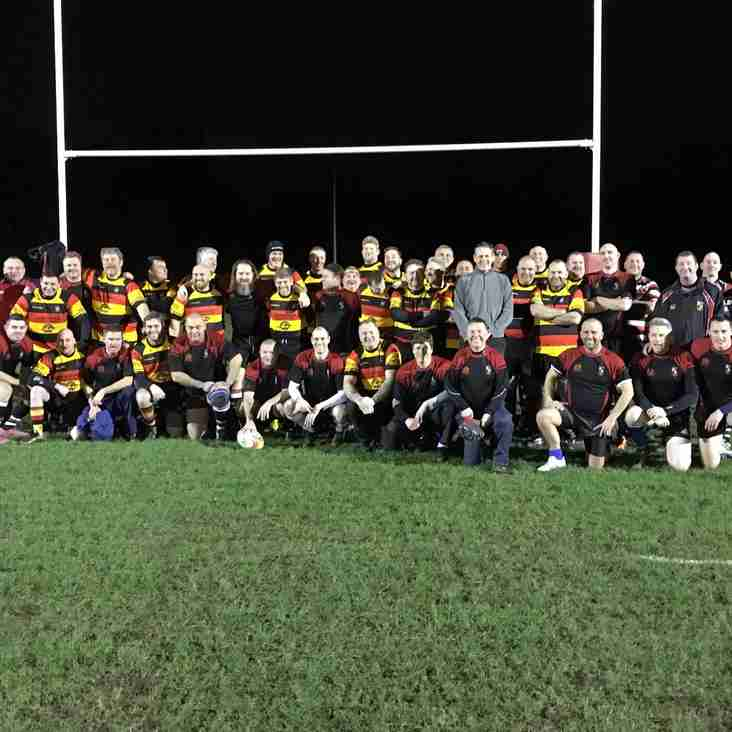 AK Vets in action again 22nd April at home 7.15pm kick off