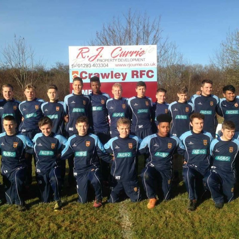 Colts beat Sutton and Epsom 12 - 10